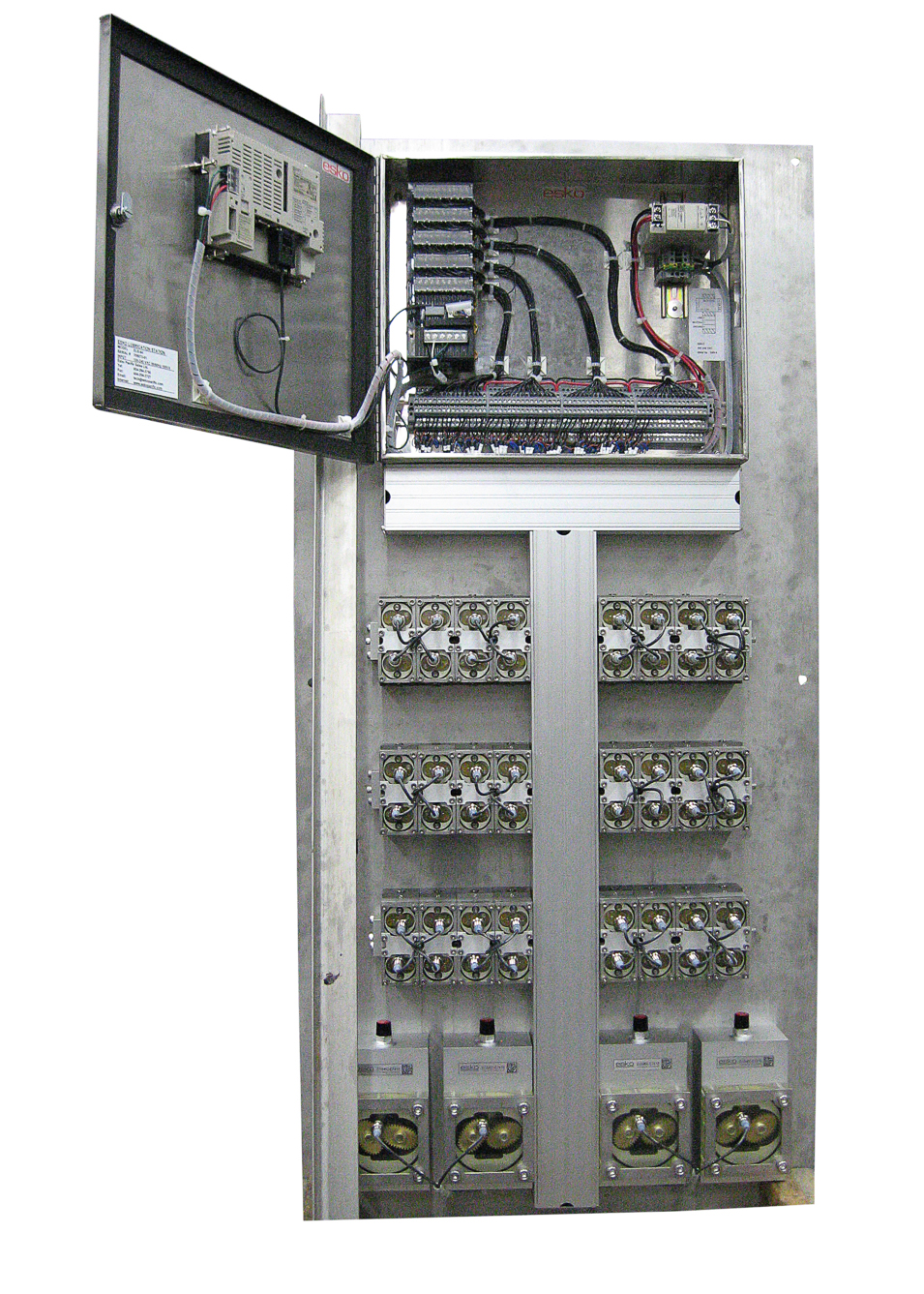 ESKO ELP - COMPLETE LUBRICATION MONITORING SYSTEM